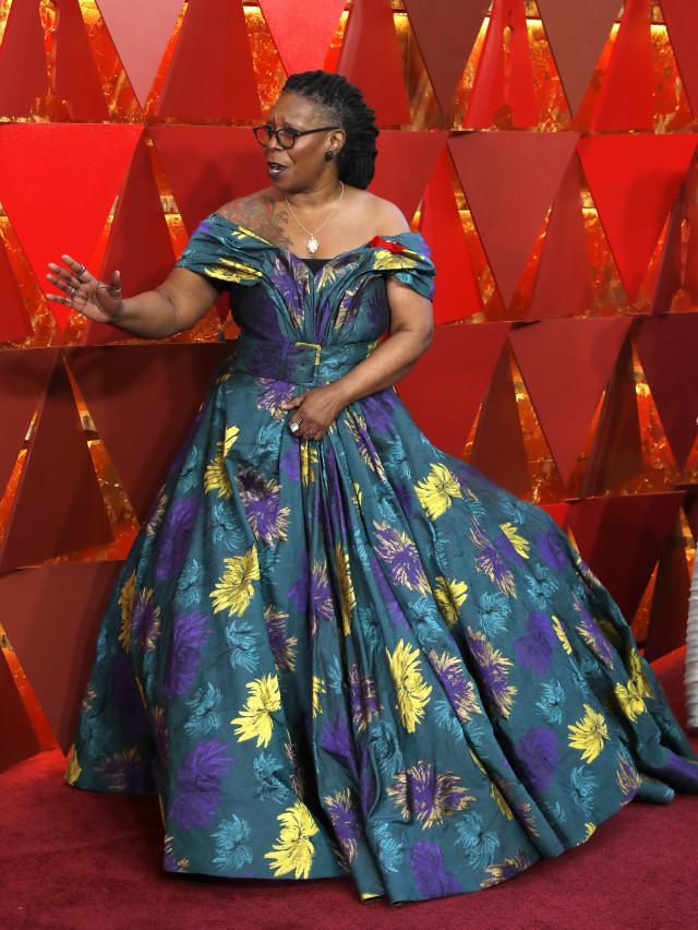 Oscars - Whoopi Goldberg