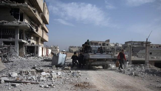Rusia Peringatkan Perang Terbuka dengan AS Jika Suriah Diserang (372675)