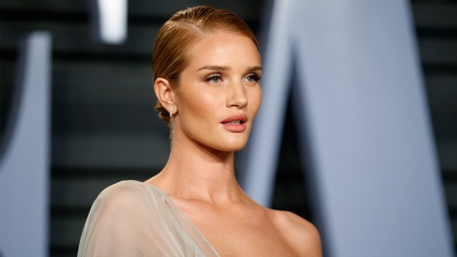 Rosie Huntington-Whiteley After Party