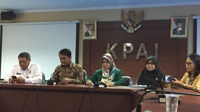 KPAI: 5,9 Juta Anak Indonesia Jadi Pecandu Narkoba (149476)