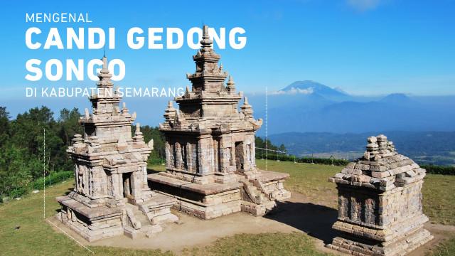Candi Gedong Songo, Candi 9 Gedung di Semarang (4281)