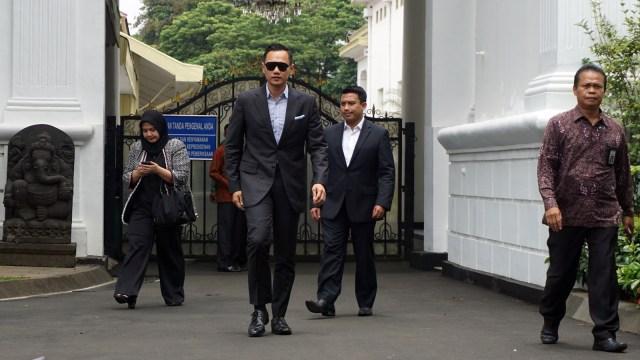 Lika-liku AHY: Mundur dari TNI, Gagal di Pemilu, Menatap 2024 (7455)