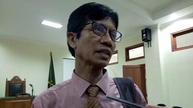 Ketut Ngastawa, tim kuasa hukum Pemprov Bali.
