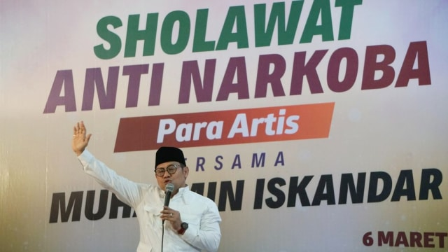 Operasi Politik Cak Imin Incar Kursi Cawapres Jokowi (32229)