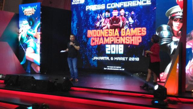 Indonesia Games Championship 2018