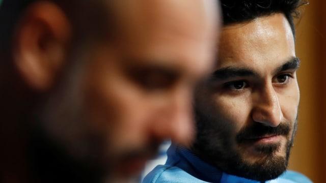 Guendogan: Manchester City Tak Mampu Kejar Liverpool  (284862)