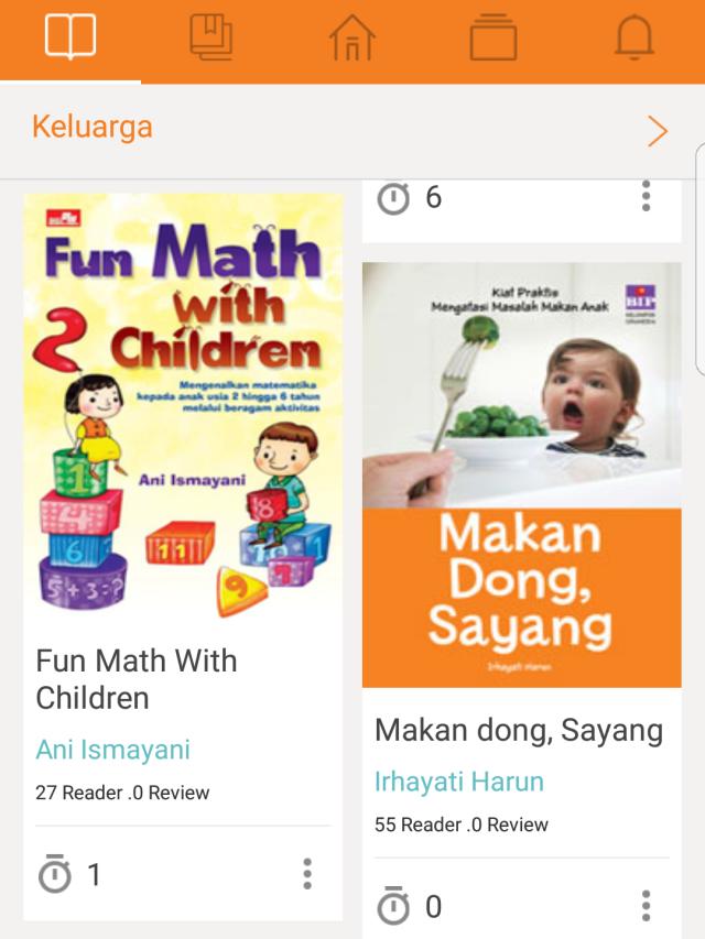 iJakarta, Kini Punya Banyak Koleksi Buku Cerita Anak dan Keluarga (270611)