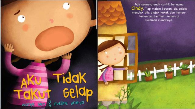 iJakarta, Kini Punya Banyak Koleksi Buku Cerita Anak dan Keluarga (270613)