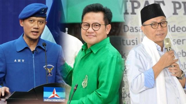 Lika-liku AHY: Mundur dari TNI, Gagal di Pemilu, Menatap 2024 (7453)