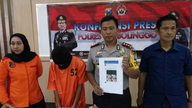 Sebar Foto Bugil di FB, Remaja Krucil Dibekuk Polisi (39574)