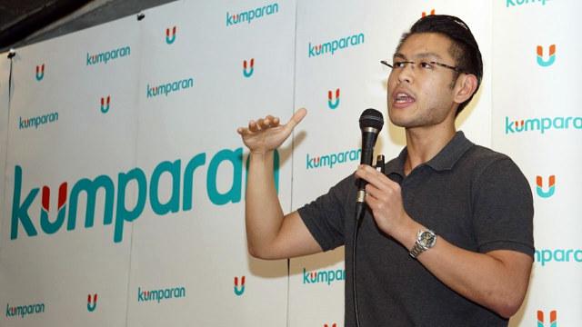 Thomas Diong, Chief Product & Data kumparan