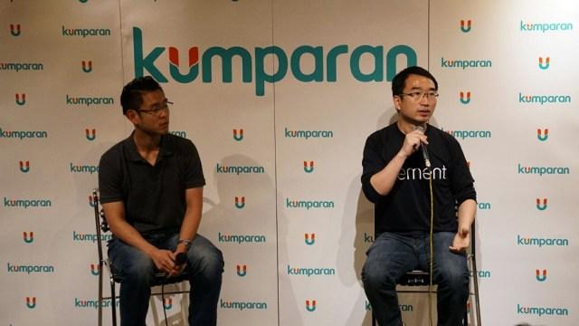 kumparan Academy, Thomas Diong dan Yang Wang