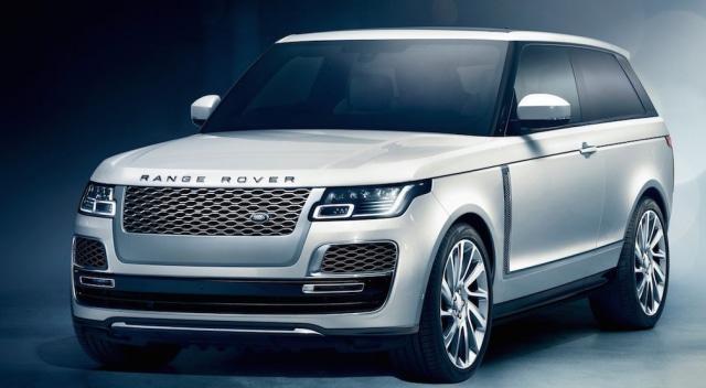 Jaguar Land Rover >> Range Rover Sv Coupe Siap Dijual Hanya 999 Unit Kumparan Com