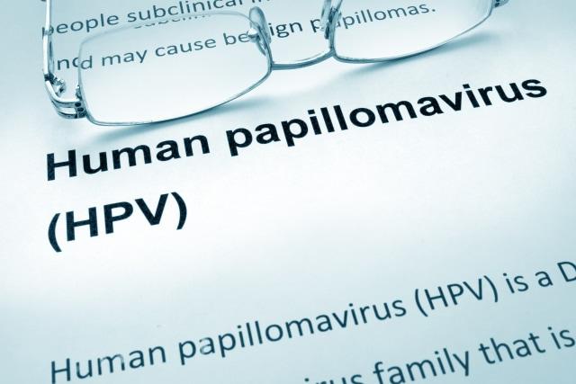 Ilustrasi Vaksin HPV