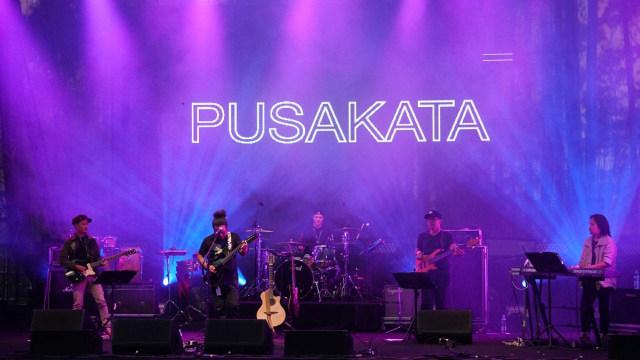 Pusakata di LaLaLa Fest 2018
