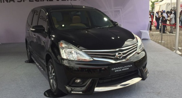 Nissan Grand Livina Special Version
