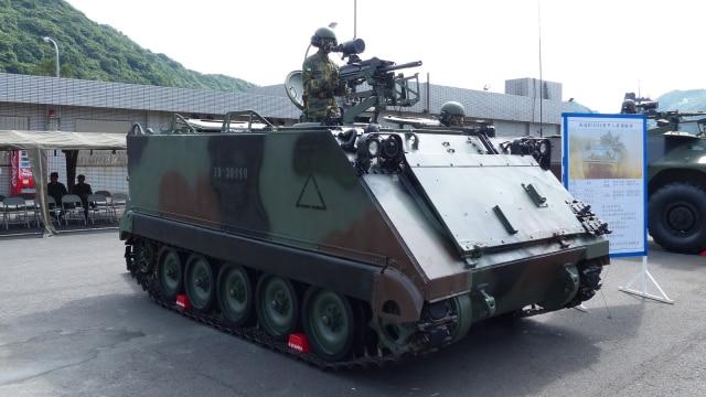 Tank M113A1