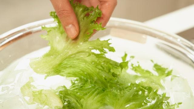 Tips agar selada tetap renyah