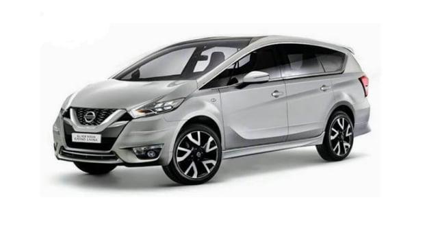 Rekayasa digital Nissan Grand Livina