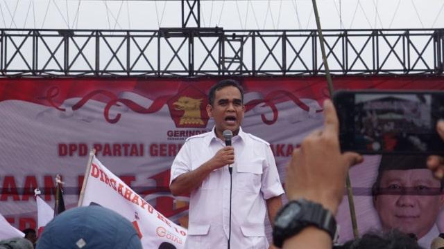 Sekjen DPP Gerindra Ahmad Muzani