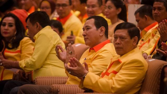 Kubu Muchdi PR Tepis Ada Intervensi Agar Partai Berkarya Dukung Jokowi (54398)
