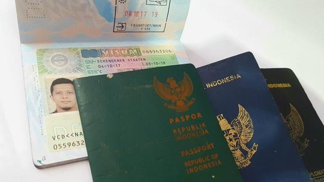 Bebas Visa Schengen Bagi Wni Mungkinkah Kumparan Com