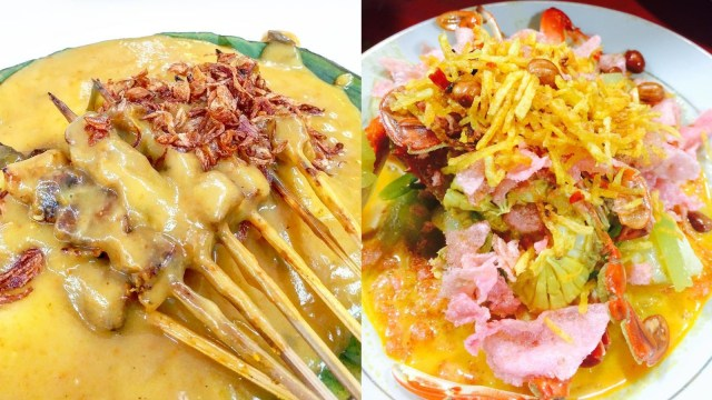 Kuliner legendaris Padang