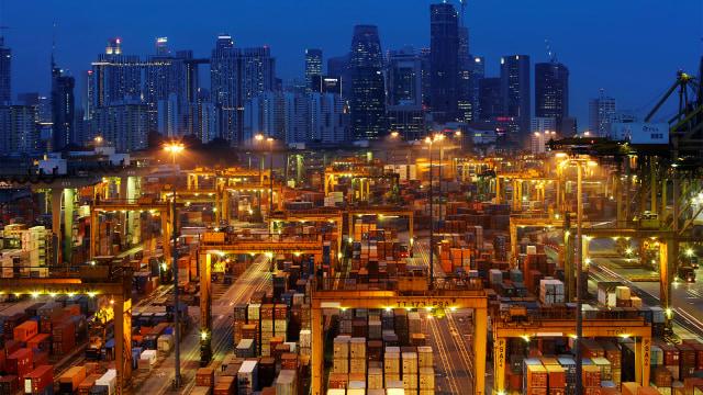 Singapura Resesi, Sri Mulyani Beberkan Kondisi Ekonomi Indonesia (124865)