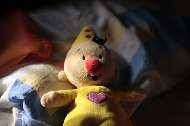 Ilustrasi Boneka Anak