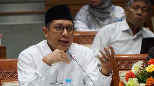 Menteri Agama Lukman Hakim