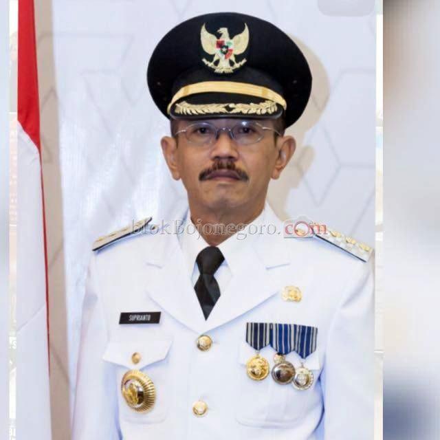 Suprianto Jabat Pj Bupati Bojonegoro (251587)