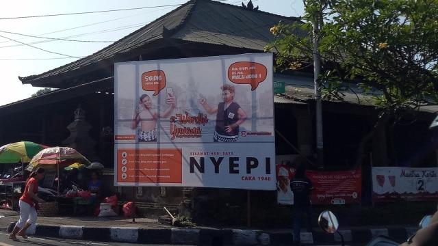 Paket Data Smartphone di Bali Dipastikan Mati Saat Nyepi (6350)