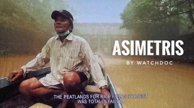 Asimetris, Film Dokumenter Biasa Saja (21233)