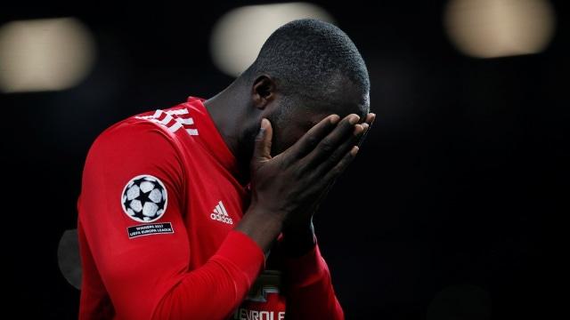 Saatnya United Rehatkan Lukaku? (1288658)