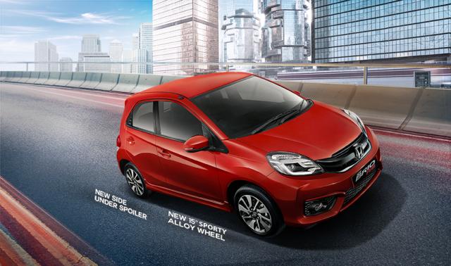 Honda Buka Selubung Brio RS Baru di GIIAS 2018?  (108313)