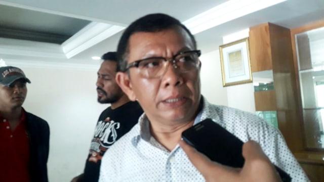 Kasat Reskrim Polres Jakpus AKBP Tahan Marpaung