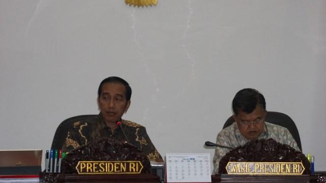 JK soal Jadi Kandidat Terkuat Cawapres Jokowi: Saya Ingin Istirahat (283009)