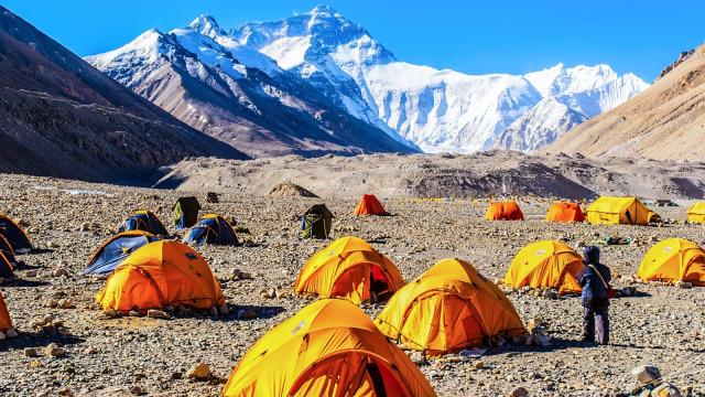 Es di Gunung Everest Mencair, Ratusan Mayat Pendaki Bisa Tersingkap (383641)