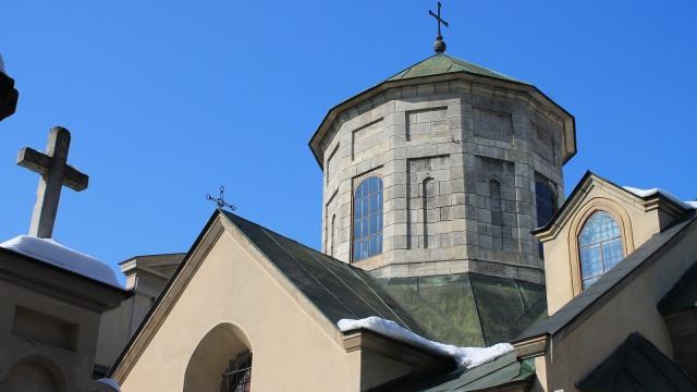 Ilustrasi Gereja