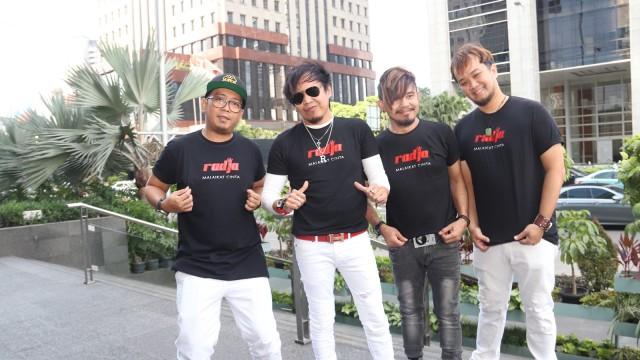 Grup band Radja