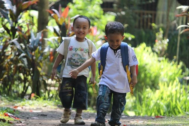 Singapura Pertama, Indonesia Nomor 105 Negara Paling Baik untuk Anak (1138757)