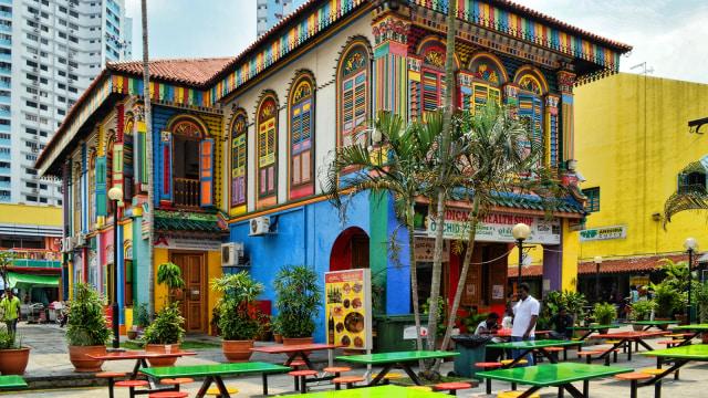 Residence of TanTeng Niah