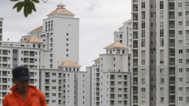 Terpuruk karena Pandemi, Penjualan Apartemen di Jakarta Anjlok 40 Persen (643932)