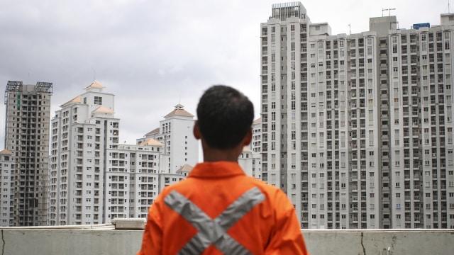 Terpuruk karena Pandemi, Penjualan Apartemen di Jakarta Anjlok 40 Persen (643933)