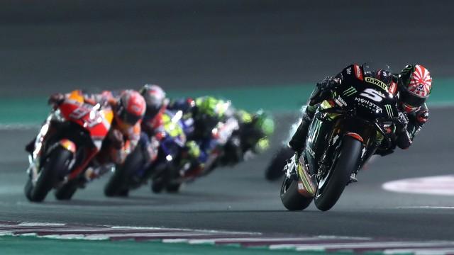 Johann Zarco di GP Qatar