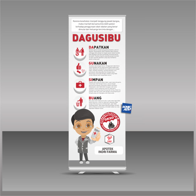 Banner Purwokerto 0888 0661 5336 Sonic Advertising
