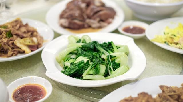 Makanan Hongkong