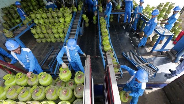 LPG Melon Masih Dijual Bebas, LPG 3 Kg Nonsubsidi Bakal Tak Laku (223865)