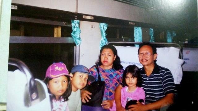 Pulang, Kereta Api, dan Semarang (599890)