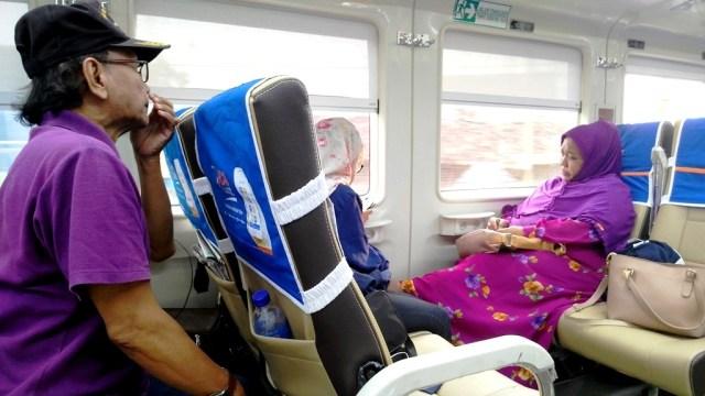 Pulang, Kereta Api, dan Semarang (599894)